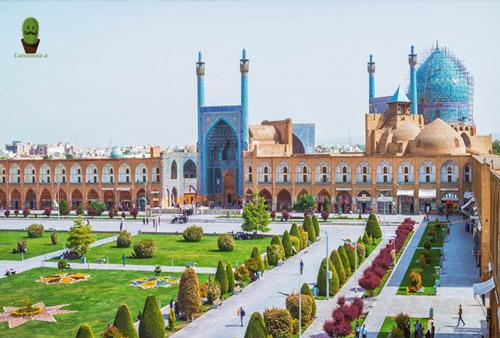 گلچین آهنگها برای شهر اصفهان