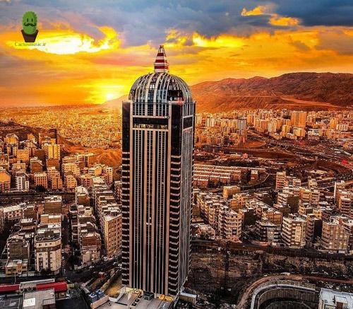 گلچین آهنگها برای شهر تبریز