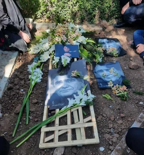شجریان مراسم - گزارشی از مراسم تدفین استاد شجریان + تصاویر