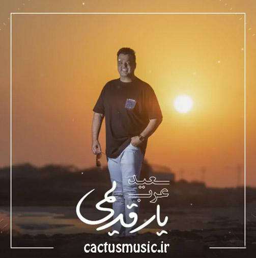 قدیمی از سعید عرب - دانلود آهنگ یار قدیمی از سعید عرب