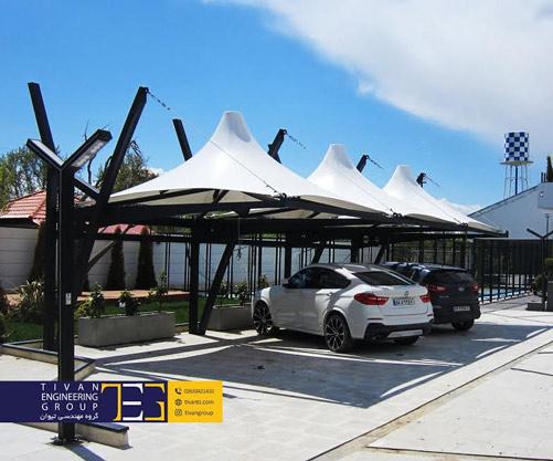 ماشین و پارکینگ - گروه مهندسی تیوان