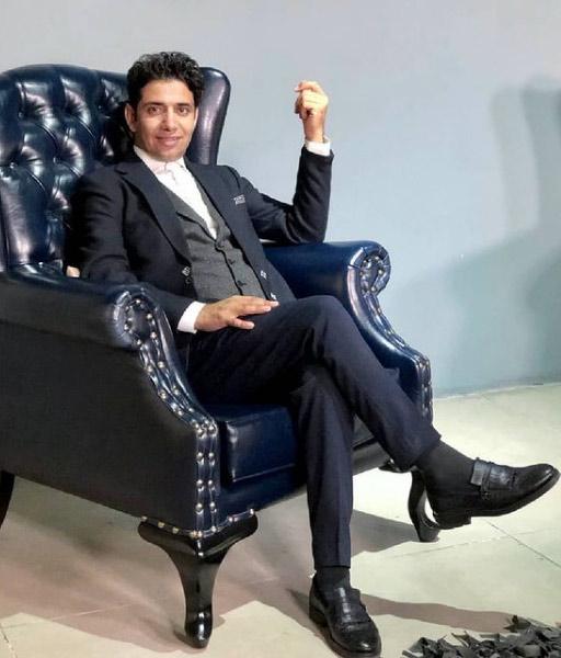 ورولموشام از ابراهیم علیزاده