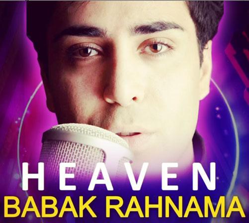 Heaven از بابک رهنما - دانلود آهنگ Heaven از بابک رهنما