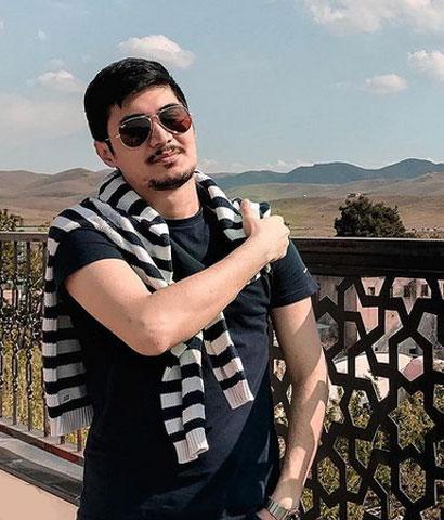 باره بارون نم نم از محمد خسروی - دانلود آهنگ می باره بارون نم نم از محمد خسروی