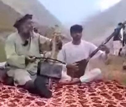 اندارابی - فواد اندارابی آواز خوان افغانی توسط طالبان تیرباران شد